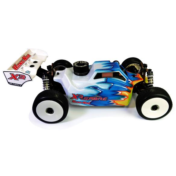 HongNor X3 Sabre evo 1:8 nitro buggy - Model News - MSUK RC Forum